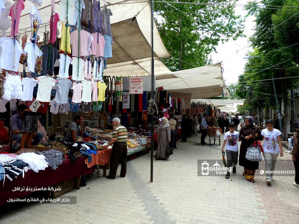 بازار الفاتح في اسطنبول 1