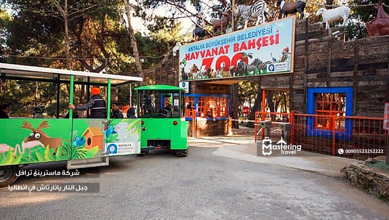 حديقة الحيوانات في أنطاليا 1