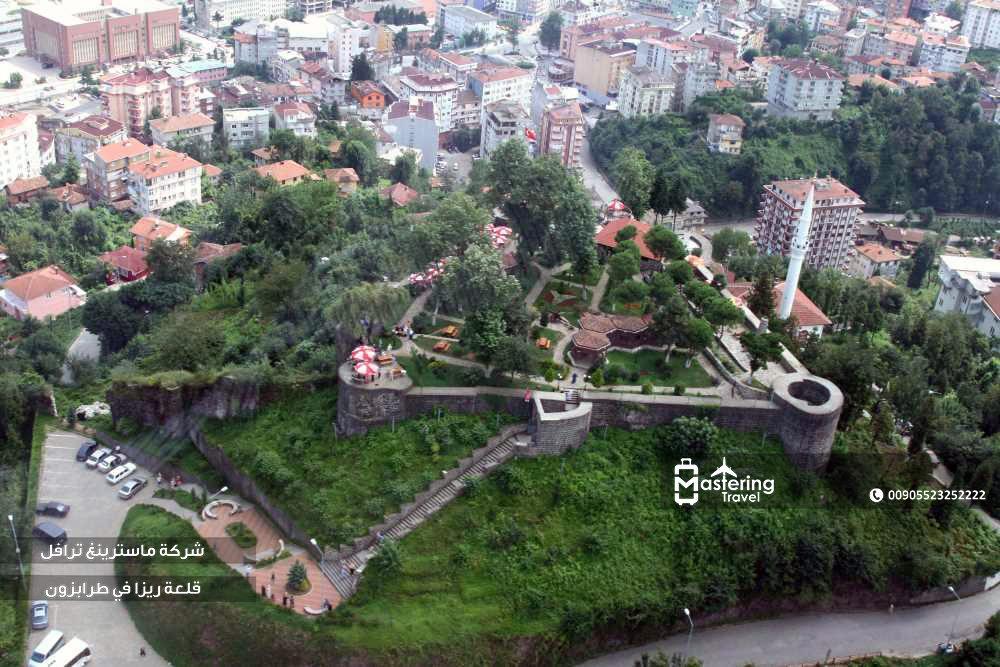 قلعة ريزا في طرابزون 1